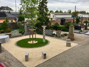 Urnenbaumgrabstätte